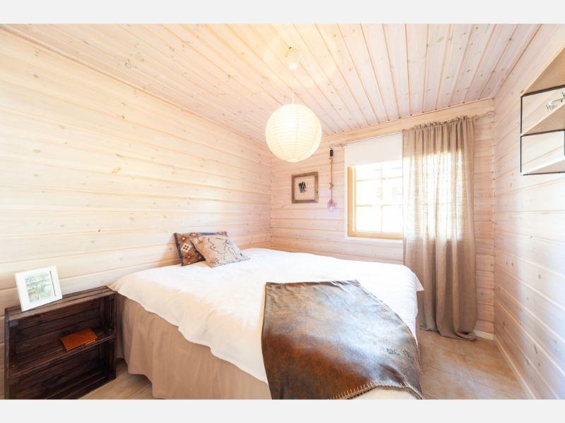 Villa Lapintiira Bedroom